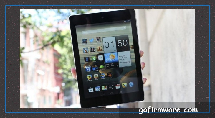 Update Download acer iconia a1 810 firmware