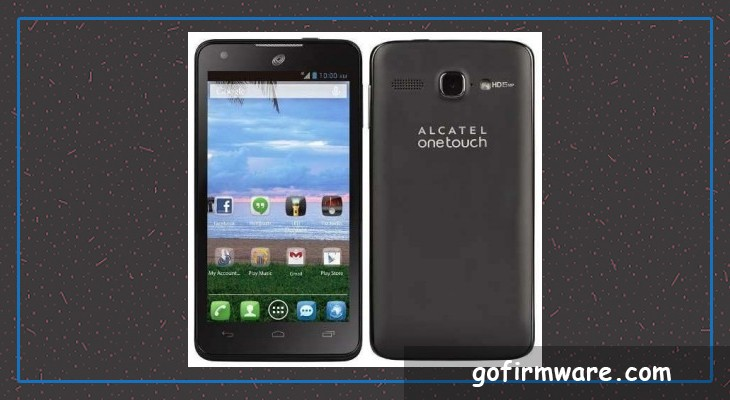 Update Download alcatel a851l firmware
