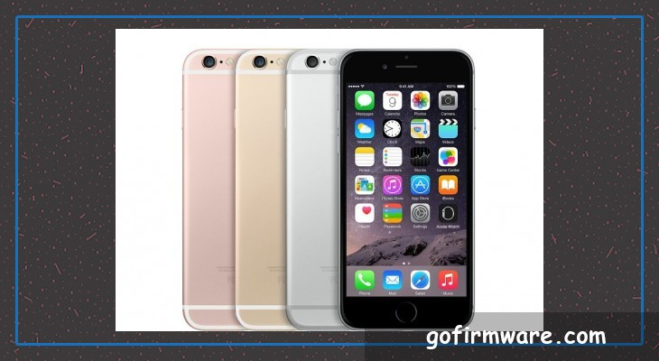 Update Download iphone 6s firmware