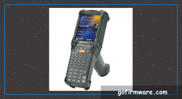 Update Download motorola mc9190 firmware