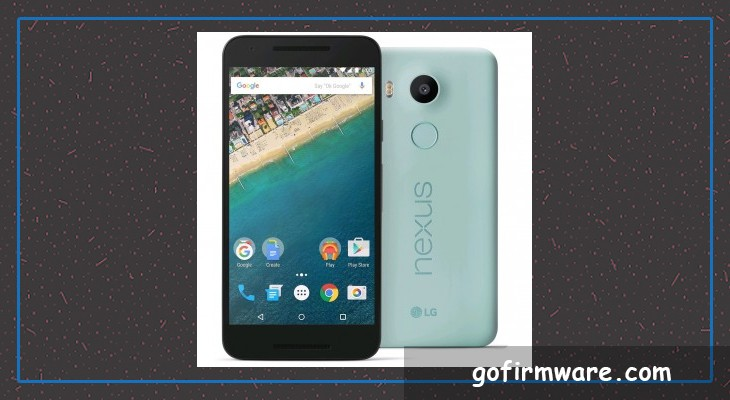 Update Download nexus 5x firmware