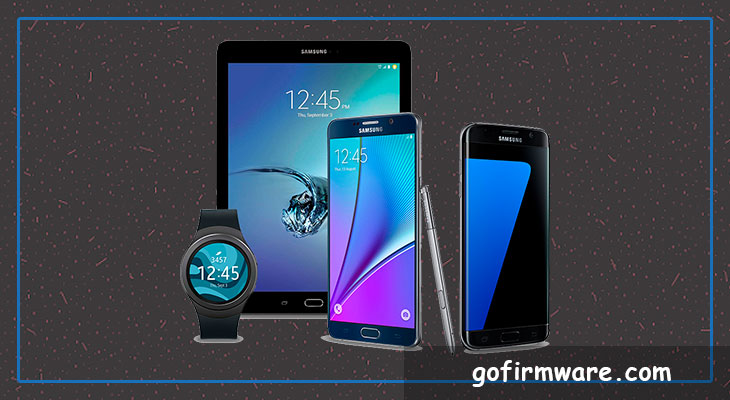Download firmware for Samsung mobile