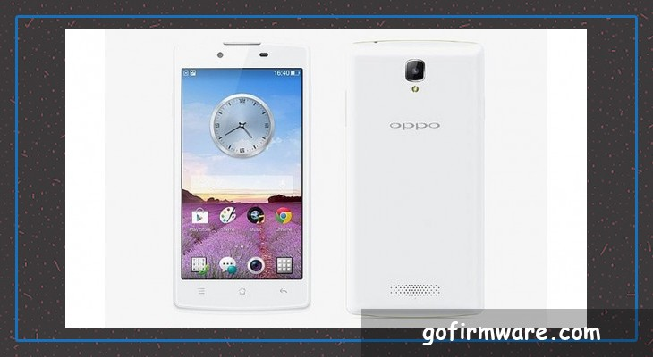 Free download update firmware Oppo R831k