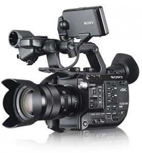 Download & update firmware sony fs5 latest version
