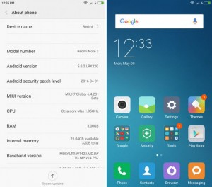 Download & update firmware redmi note 3 mtk latest version