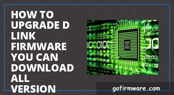 Firmware D-Link
