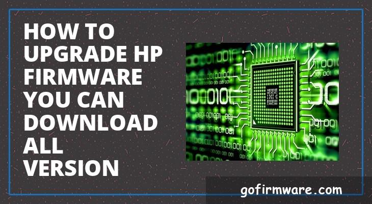 Firmware HP