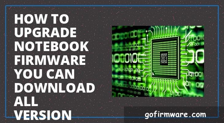Firmware Notebook