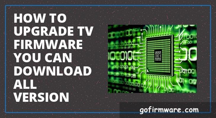 Firmware TV