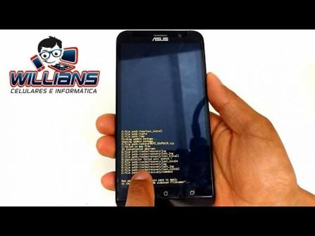 asus zenfone live l1 update firmware